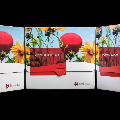 Litho printed document cases