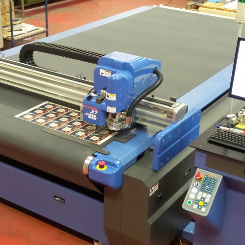 Even Larger Digital Cutting Investment Installed!!