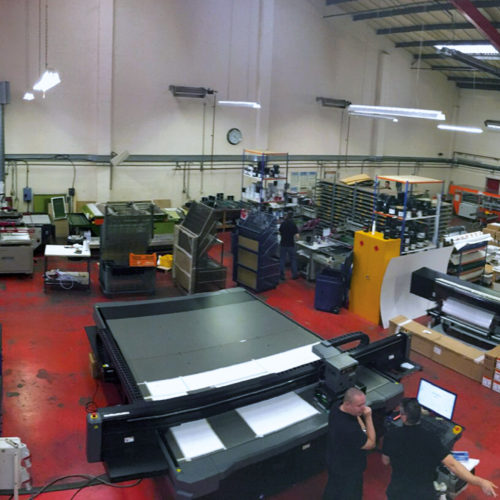 Screen, Digital or Litho – what's the right print process for you?